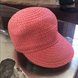 Eric Javits Coral Color Hat